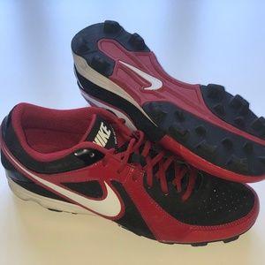 Nike MVP Keystone 535596-016 Sz 10.5 Cleats
